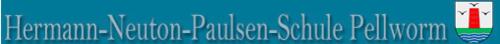 Logo Hermann-Neuton-Paulsen-Schule auf Pellworm.