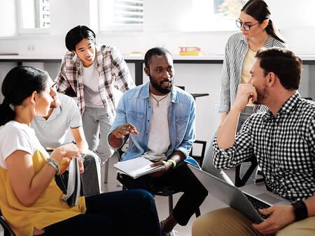Blended Learning: Vorteile des Präsenzunterrichts bei WBS AKADEMIE.