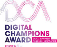 Digital Champions Award Logo
