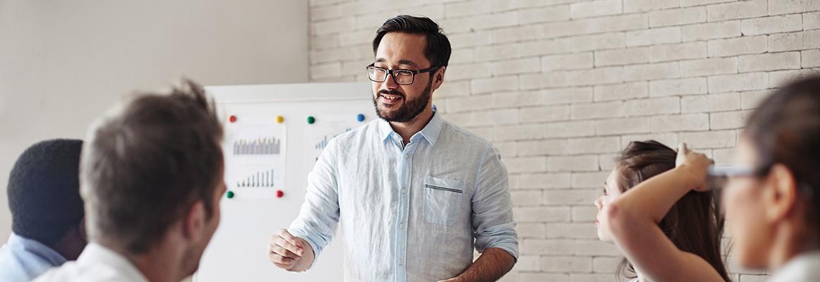 Führungskräftetraining für Ihr Unternehmen