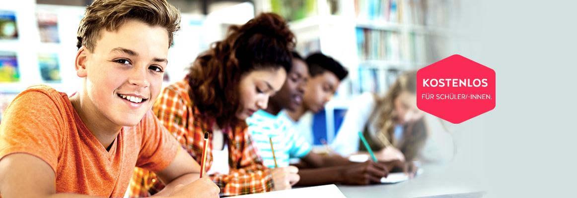 Future Club: Jetzt kostenlos für Schülerinnen und Schüler.
