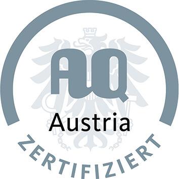 WBS AKADEMIE ist AQ-zertifiziert.