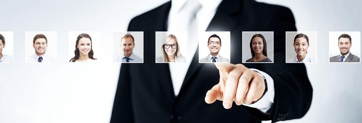 Passende Bewerber via Recruiting 3D finden