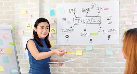 Firmeninternes Seminar Business Englisch