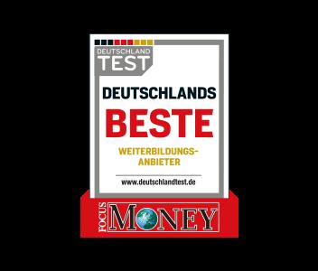 Focus - Deutschlands beste Weiterbildungdsanbieter Logo