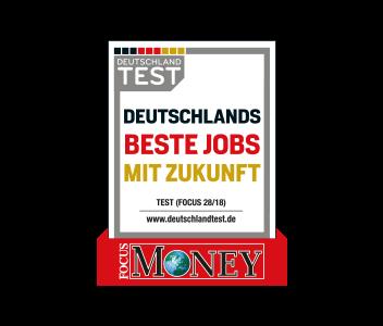 Focus - Deutschlands beste Jobs mit Zukunft Logo