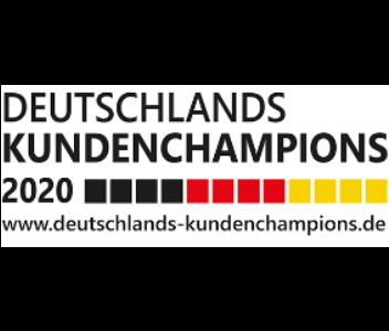 Deutschlands Kundenchampions Logo